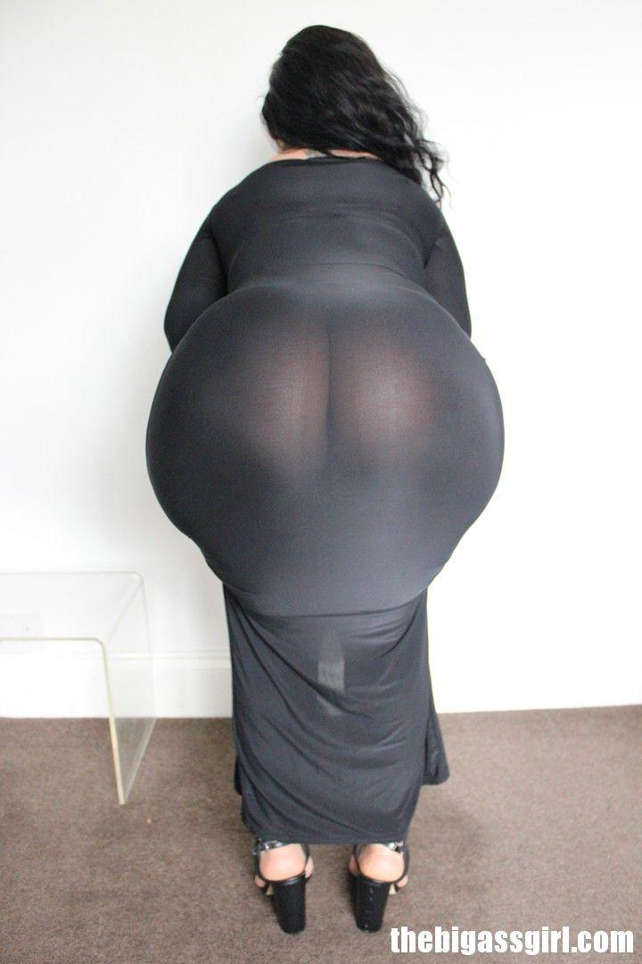 brunette big ass