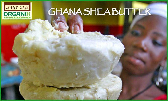 MudFarm Organix Botanicals - Shea Butter Moisturizer