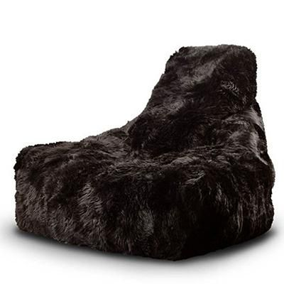 Fur Beanbag Covers W/out Filling Big bean bag chairs for adults largest bean bag chair online