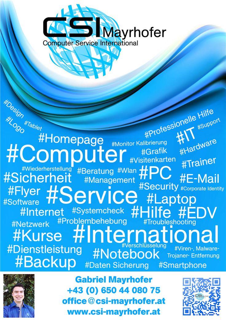 csi-mayrhofer_#_weiß... ...#... Design, Tablet, Logo, Homepage, Monitor Kalibrierung, Professionelle Hilfe, IT, Support, Grafik, Computer, Visitenkarten, Hardware, Wiederherstellung, Beratung, Management, Wlan, PC, Trainer, E-Mail, Sicherheit, Security, Service, Flyer, Corporate Identity, Software, Internet, Systemcheck, Laptop, Hilfe, EDV, Netzwerk, Problembehebung, Troubleshooting, Kurse, International,