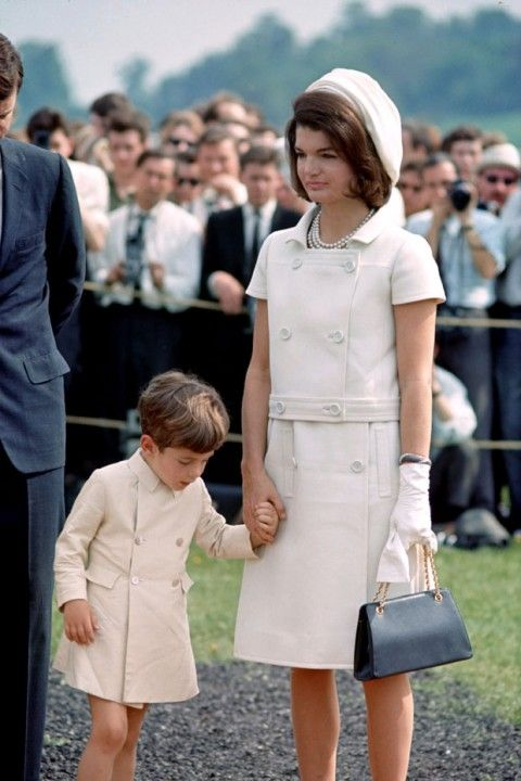 Ultimate Style Icons Jacqueline Kennedy Onassis