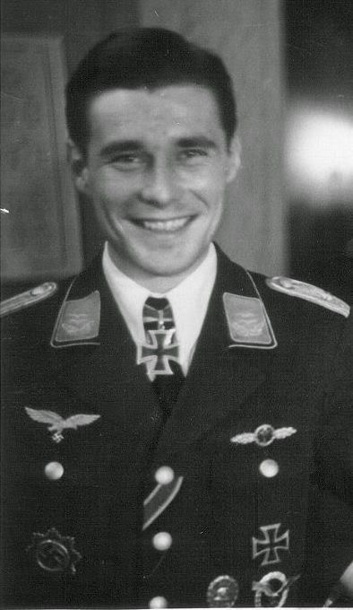 Major Egmont Prinz zur LIPPE-WEISSENFELD  (14 July 1918 – 12 March 1944) 51 aerial victories, all nocturnal. Killed in a flight accident. Knight's Cross on 16 April 1942 as Oberleutnant and Staffelkapitän of the 5./NJG 2; 263rd Oak Leaves on 2 August 1943 as Hauptmann and Gruppenkommandeur of the III./NJG1