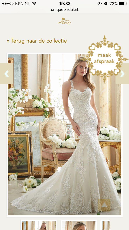 19 besten bruidsmode Bilder auf Pinterest | Heiraten, Workshop und ...