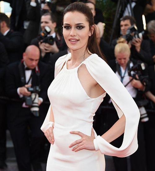 Fahriye Evcen Cannes Film Festivali'nde