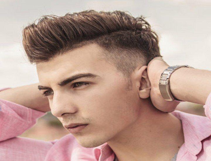 hairstyles for men hair styles pinterest haarschnitt m nner m nner und trendfrisuren m nner. Black Bedroom Furniture Sets. Home Design Ideas