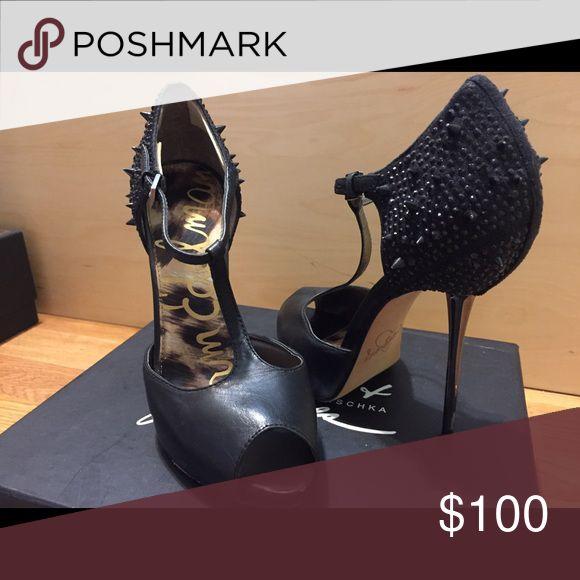 Sam Edelman spiked heels size 7 Sam Edelman spiked heels size 7 Sam Edelman Shoes Heels