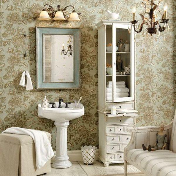 Shabby Chic Bathrooms Ideas: Shabby Chic Bathroom Ideas