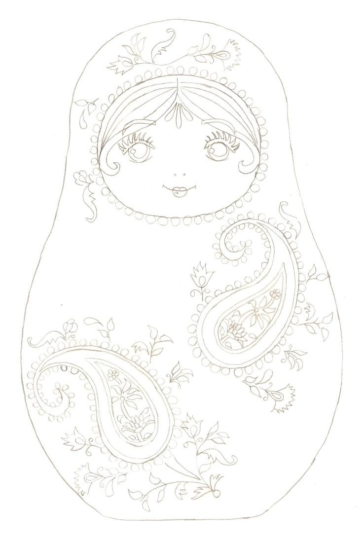 223 best matrioszki images on pinterest matryoshka doll