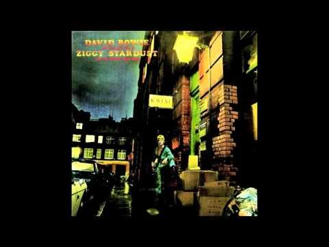 """""""Five years / That's all we got."""" So sings David Bowie with apocalyptic doom in his 1972 song """"Five Years."""" It's the opening track of The Rise And Fall Of Ziggy Stardust And The Spiders From Mars, the critical and commercial apex of Bowie's career as a glam-rock artist. Within a couple of years, gla"""