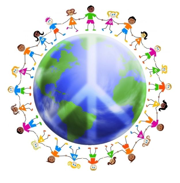 """If we are to have real Peace in the world, we will have to begin with the children"" - the voice of Mahatma Ghandi"