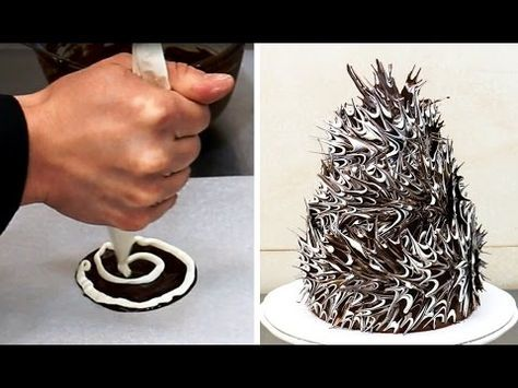 momentos asombrosos de decoración de tortas compilaciones en 2016 Parte 2 - YouTube