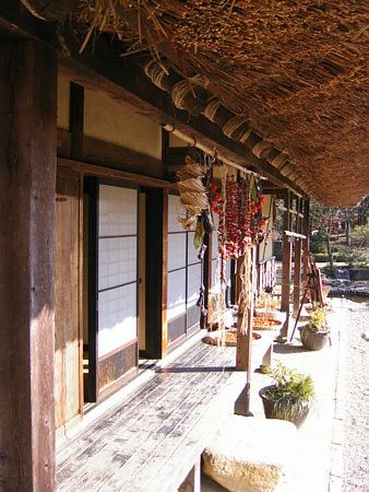 Private house of japan