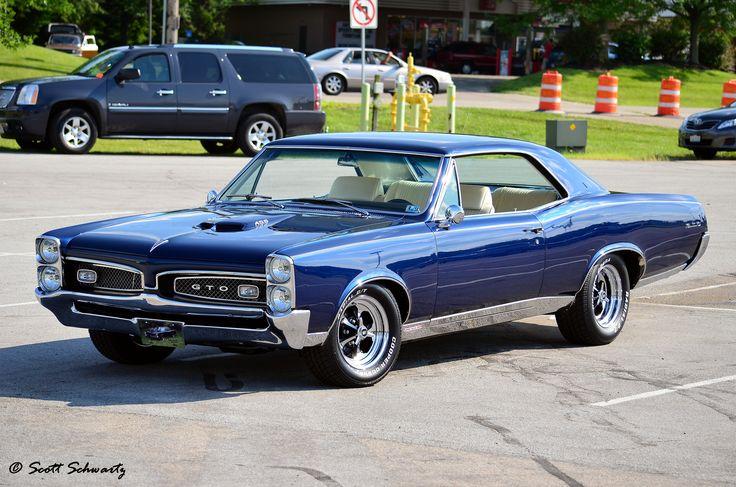 1967 GTO!!!