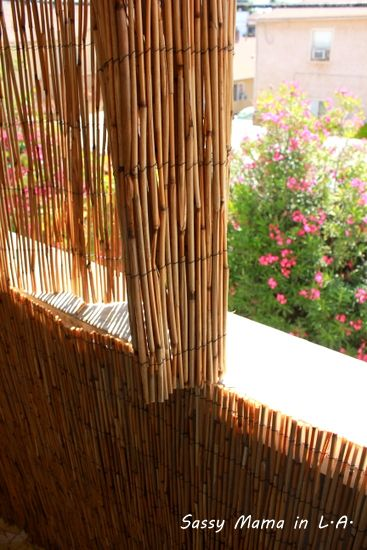 Apartment Balcony Mini Makeover: Outdoors Small Space Makeover #LowesCreator