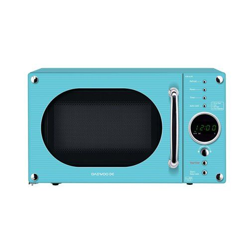 Daewoo Kor6n9rt Microwave Oven 20 L 800 W Turquoise Http