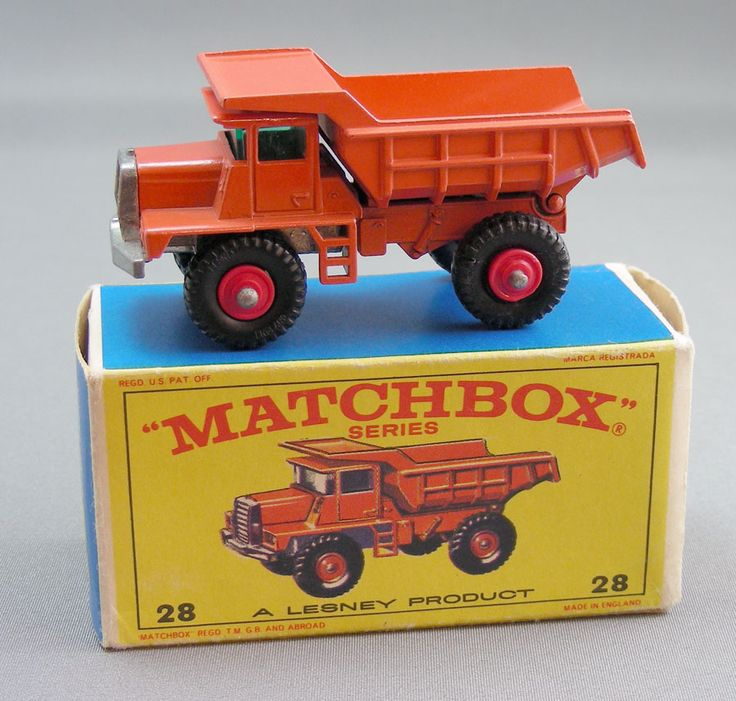 I still have it. Mack Dump Truck