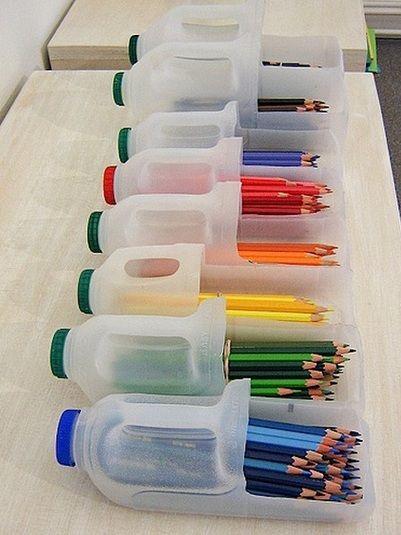 Recycled craft ideas - kids craft ideas- GoGreen Web Directory