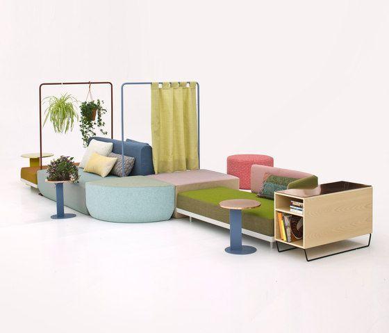 Modular sofa systems | Seating | Bikini Island Landscape | Moroso ... Check it on Architonic