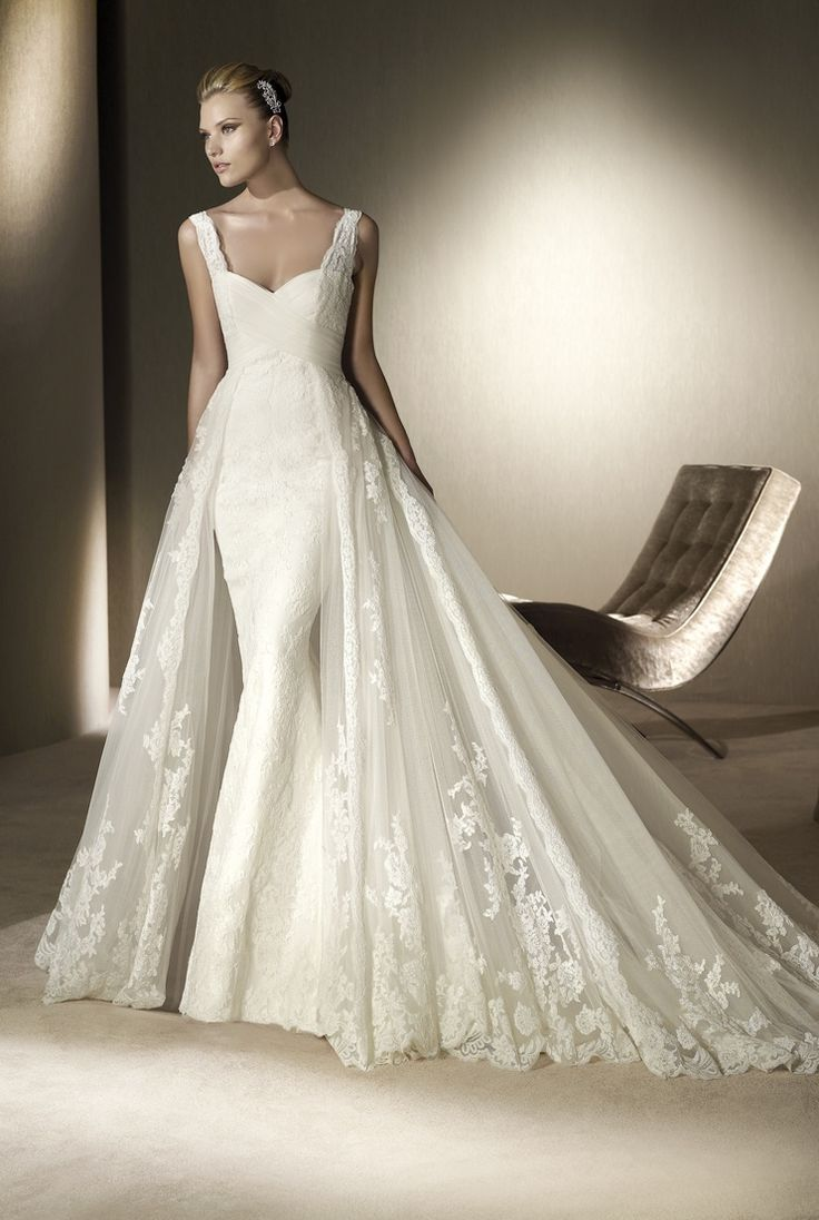 581 best Wedding dresses and formals images on Pinterest | Bridal ...
