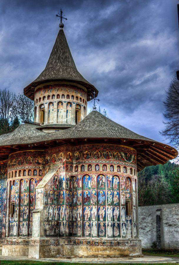 Photo Voronet Monastery by Alexandru Mahu on 500px