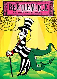Beetlejuice cartoon | Watch Beetlejuice cartoon online in high quality