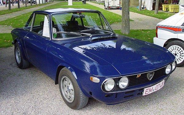 Lancia Fulvia Coup 1600 HF