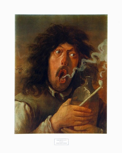 The Smoker Collectable Print by Adriaen Brouwer at AllPosters.com