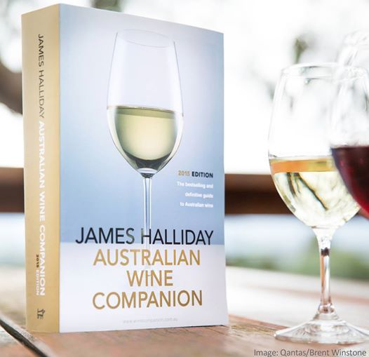James Hallidays Wine Companion 2015 Image