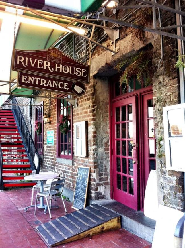 The River House #Savannah #Georgia