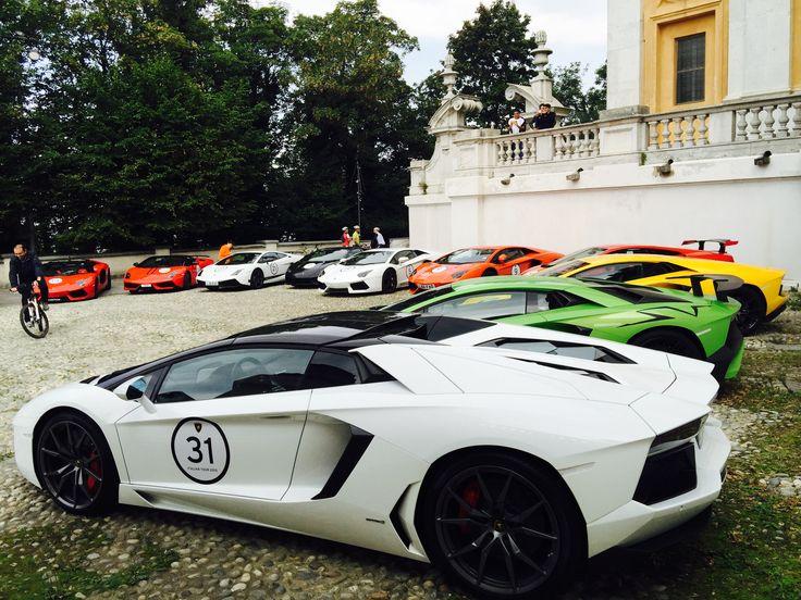 Lamborghini Racing Auto Racing Lace