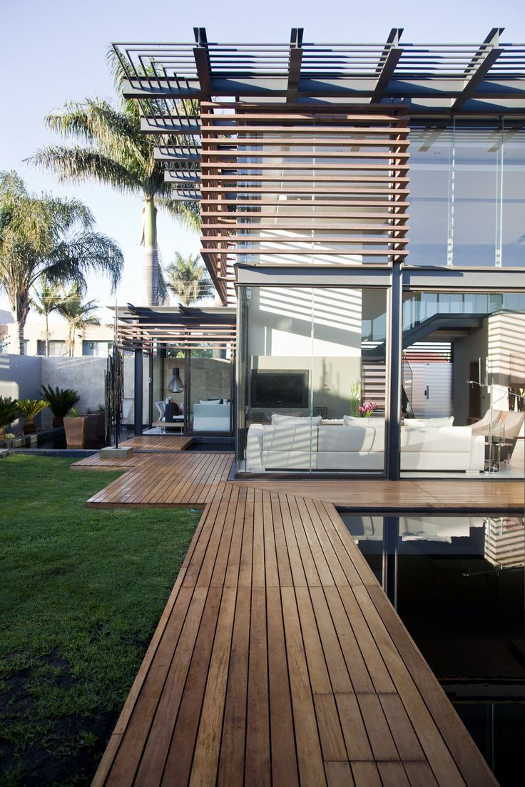House Abo | Exterior view | Nico van der Meulen Architects #Design #Contemporary #Design