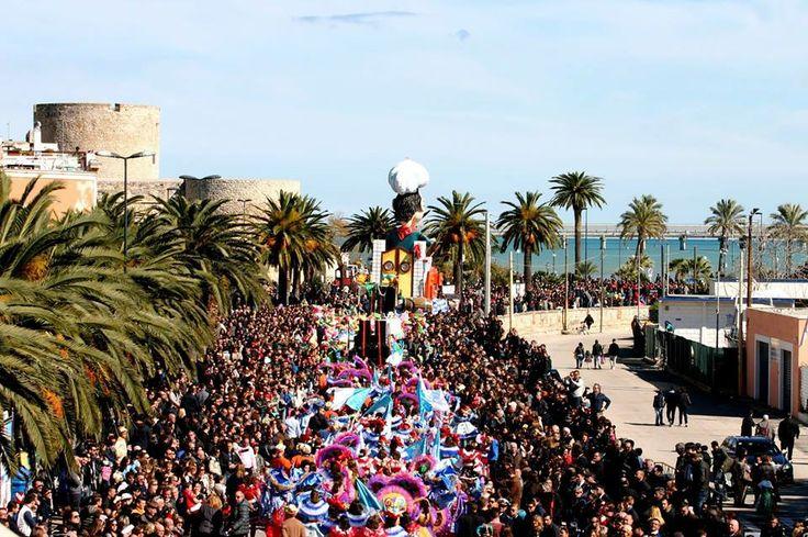 Carnevale di Manfredonia  www.visitmanfredonia.it