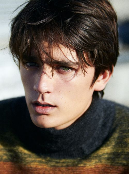 Alain Delon Jr. born 1994 to Dutch model Rosalie Van Bremen, is cute but doesn't have his father's charisma. He was in rehab as a teen after a party guest at his father's house was shot.