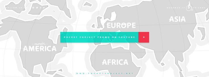 https://www.youtube.com/watch?v=Vqla8Ci2lFA&feature=youtu.be Pocket Project ∙ Un esperimento sociale che tramite la forma del documentario analizza lo stato socio-economico del mondo. Ritratti, un mosaico gigantesco di storie, racconti, facce ed oggetti di ogni genere.   Le tasche del mondo, nella loro diversità, sono tutte infinitamente affascinanti.  #pocketproject