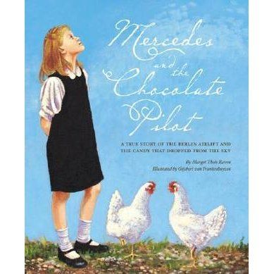 The true story of a young German girl, Mercedes Simon, and of the American pilot, Gail Halvorsen, who shared hope and joy with the childr...