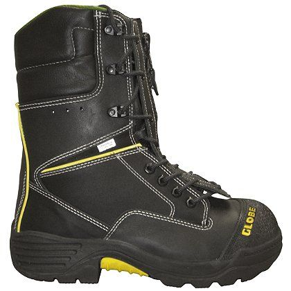 Globe Footgear 10 Quot Quad Certified Technical Rescue