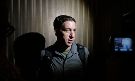 Is Glenn Greenwald's journalism now viewed as a 'terrorist' occupation? David Miranda's detention shows that being the partner of the man who interviewed the NSA whistleblower is enough to see you treated like a terrorist
