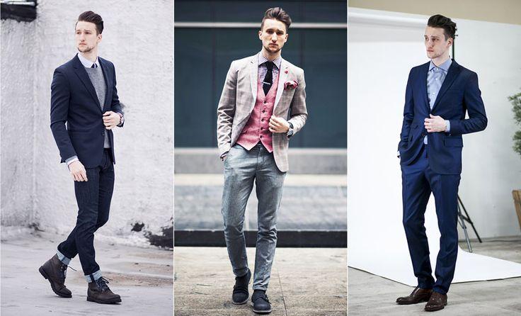 時尚部落客Marcel Floruss教你3招學會商務休閒穿搭 | men's uno Taiwan - 全球最受歡迎中文男性時尚生活雜誌
