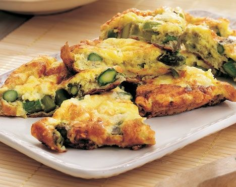 Asparges frittata