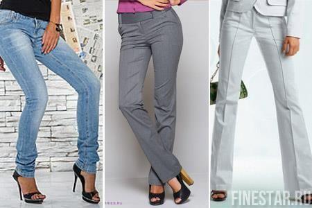 Какие джинсы больше всего подходят для невысоких мужчин