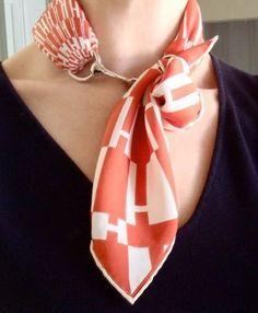 Ooooo....horse bit scarf ring!!! LOVE IT! ༺✿ƬⱤღ http://www.pinterest.com/teretegui/✿༻