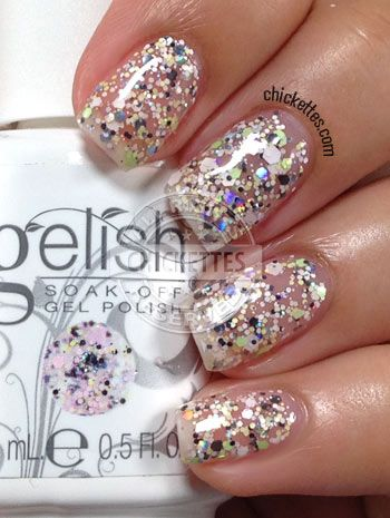 Gelish Trends - Dabble It On - Spring 2014