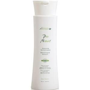 Le shampoing dermatologique Pso Natura permet de faire disparaitre le psoriasis du cuir chevelu. Il calme les démangeaisons et traite efficacement les squames et les pellicules du psoriasis du cuir chevelu.