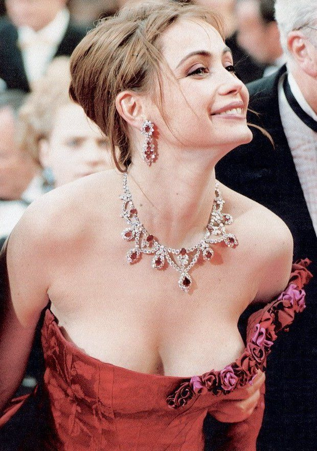 Emmanuelle Beart French Actress So Beautiful I Would