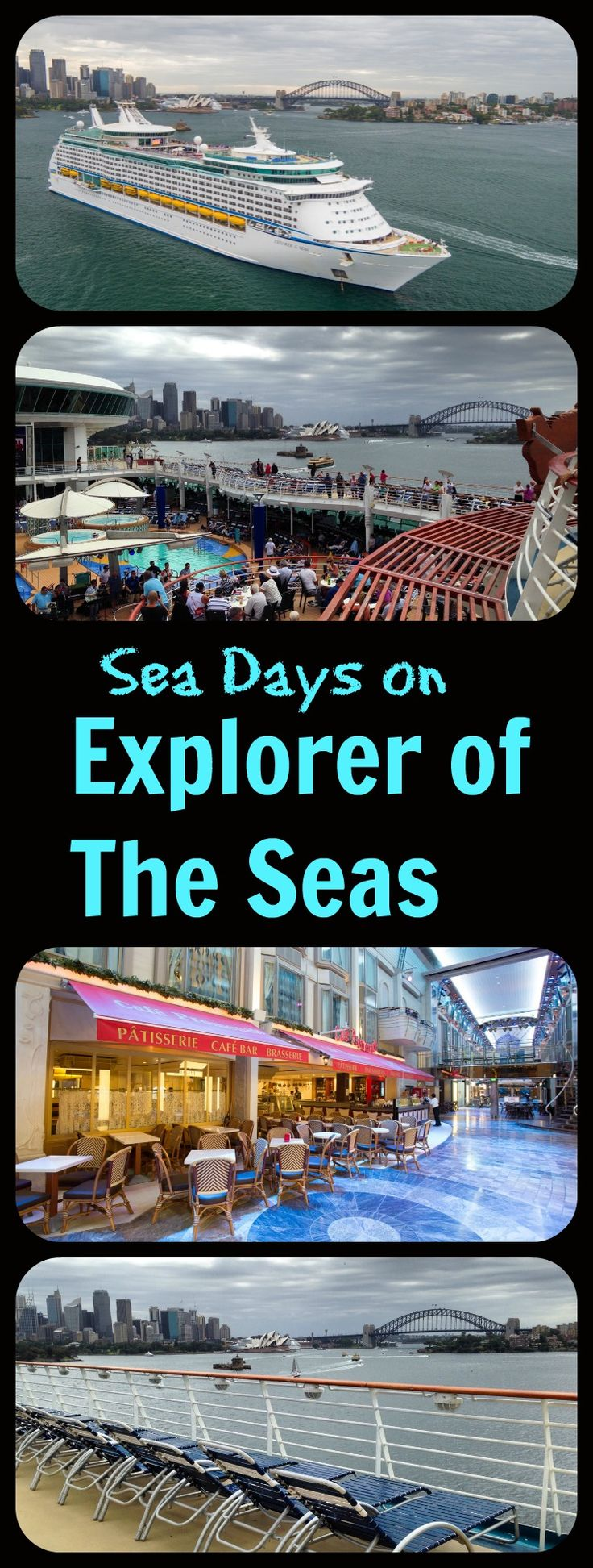 She's the biggest ship to ever be based in Australia, but with so much to do what's the best way to spend your days at sea on Explorer of the Seas?
