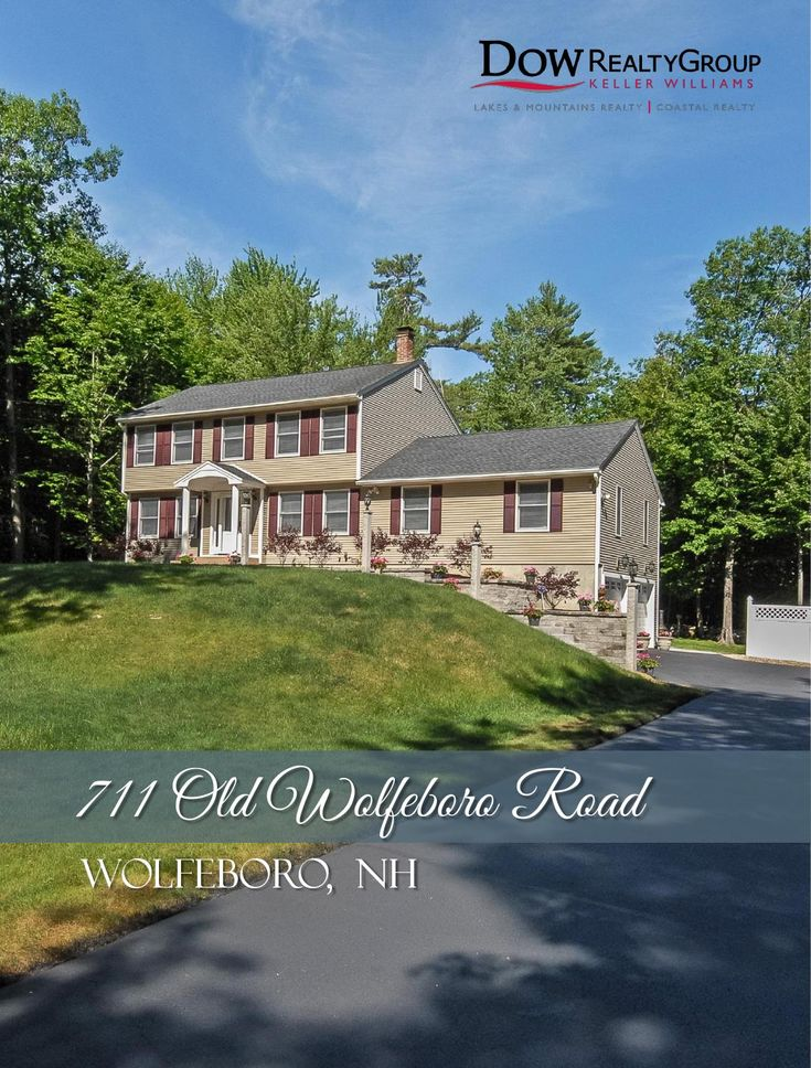 711 Old Wolfeboro Road, Alton NH