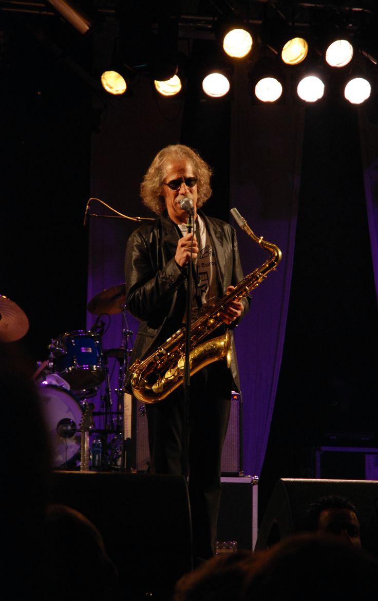 Lou_Marini alto sax, tenor sax, flute Saturday Night Live, NBC TV December 11, 1976, Zappa in New York 78.