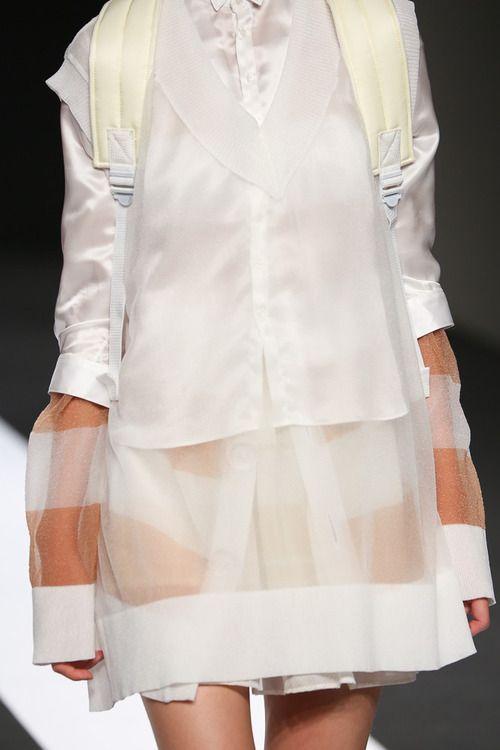 [No.33/76] ANREALAGE 2014春夏コレクション | Fashionsnap.com