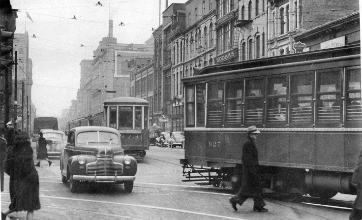 Montreal late 40s or early 50s