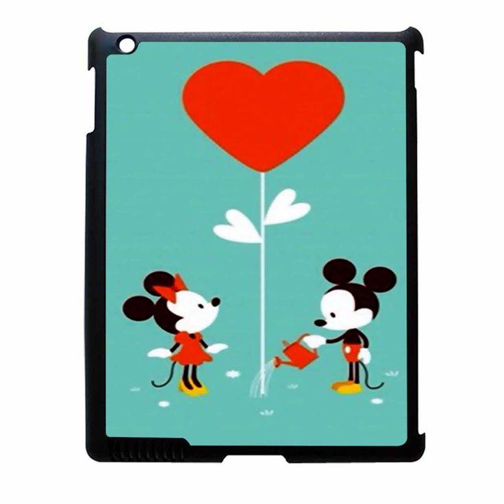 Mickey Minnie 2 iPad 4 Case : Ipad 4, iPad and Ipad Case